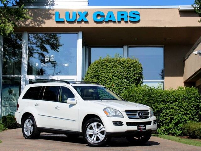2009_Mercedes-Benz_GL450_NAV REAR DVD P1 4MATIC_ Buffalo Grove IL