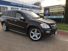 Mercedes-Benz GL550 4MATIC AMG NAVIGATION REAR VIEW CAMERA, SENSORS, HEATED AND COOLED SEATS, DUAL REAR DVD, KEYLESS GO, PANORAMIC ROOF!!! RARE COLOR!!! EXCELLENT!!! 2009
