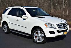 2009_Mercedes-Benz_M-Class_3.5L_ Easton PA
