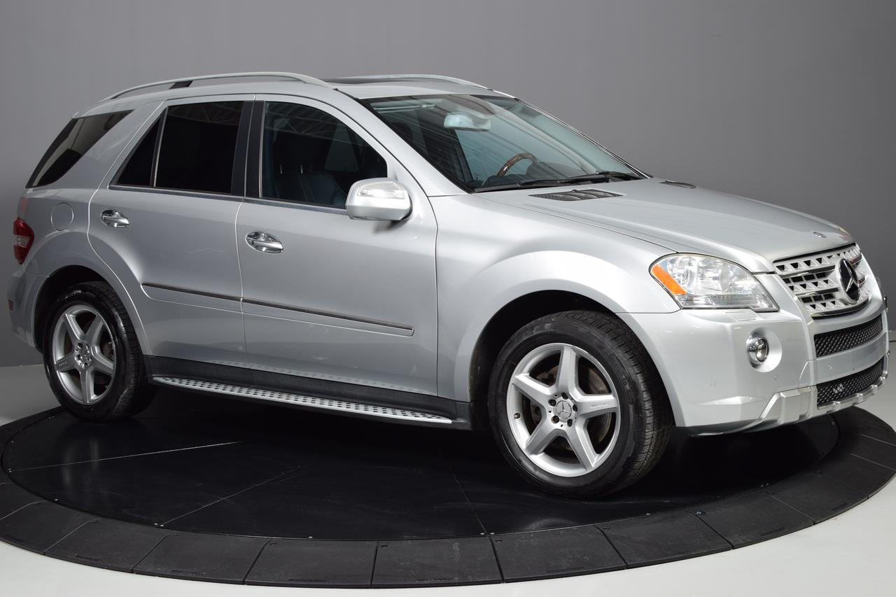 2009 Mercedes-Benz M-Class 5.5L Glendale Heights IL