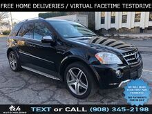 2009_Mercedes-Benz_M-Class_6.3L AMG_ Hillside NJ