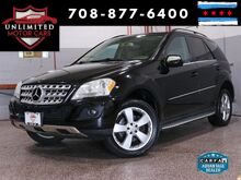 2009_Mercedes-Benz_M-Class_ML 350 4Matic_ Bridgeview IL