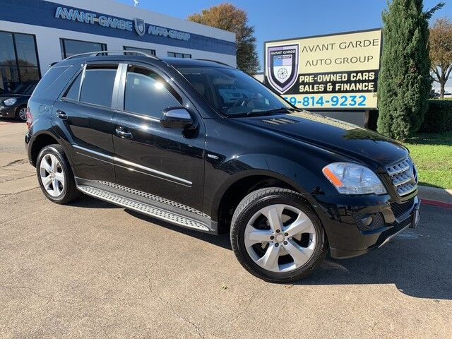 2009 Mercedes-Benz ML320 BlueTEC NAVIGATION REAR VIEW CAMERA, DUAL REAR DVD , KEYLESS GO, PREMIUM SOUND, LEATHER, SUNROOF!!! EXCELLENT CONDITION!!! ONE LOCAL OWNER!!! Plano TX