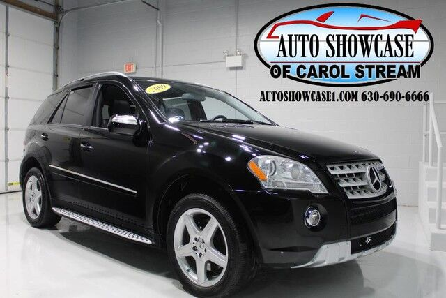 2009 Mercedes-Benz ML550 4MATIC SPORT AMG Carol Stream IL