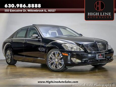2009_Mercedes-Benz_S-Class_5.5L V8_ Willowbrook IL