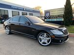 2009 Mercedes-Benz S63AMG NAVIGATION REAR VIEW CAMERA, NIGHT VISION, HEATED/COOLED LEATHER, PREMIUM SOUND!!! EXTRA CLEAN!!! HARD LOADED!!!