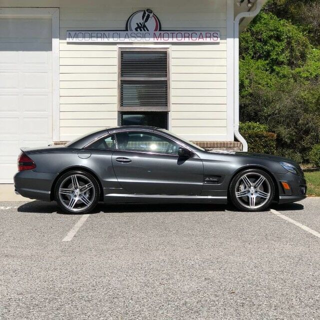 2009 Mercedes-Benz SL-Class AMG Charleston SC