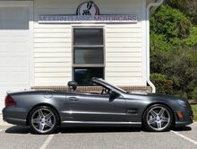 2009_Mercedes-Benz_SL-Class_AMG_ Charleston SC