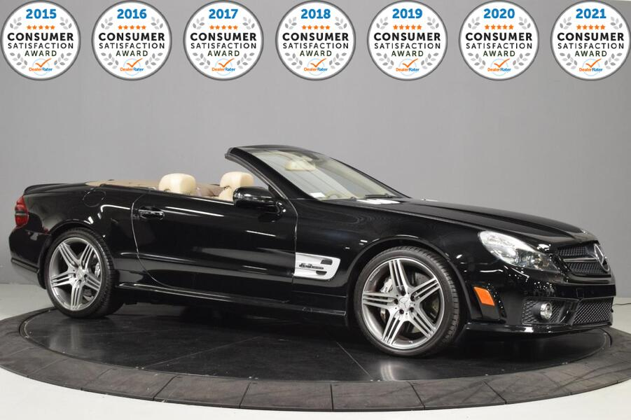 2009_Mercedes-Benz_SL-Class_AMG_ Glendale Heights IL