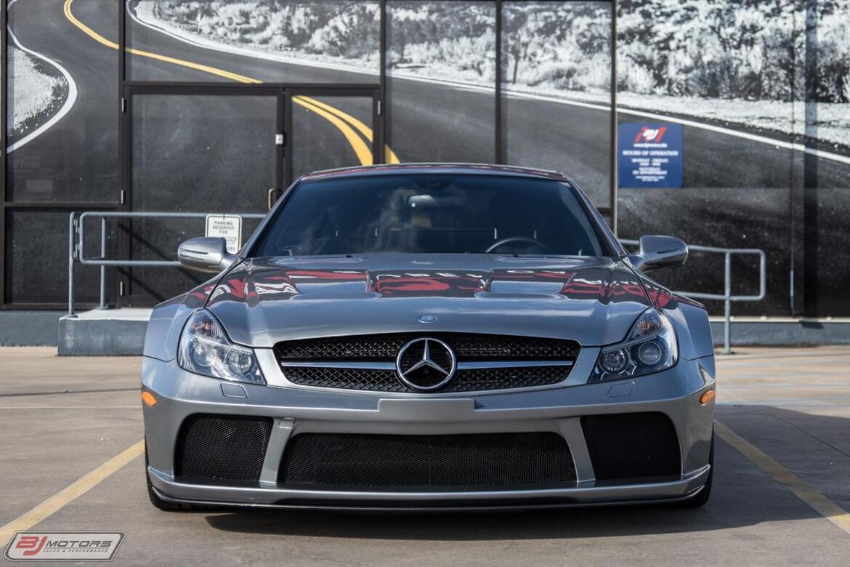 2009 Mercedes-Benz SL65 AMG Black Series Tomball TX