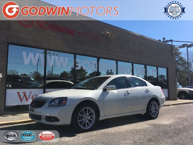 vehicle details - 2009 mitsubishi galant at godwin motors inc