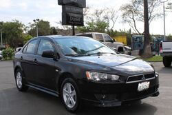 Mitsubishi LANCER ES SPORT MANUAL TRANSMISSION 4DR FWD 2009
