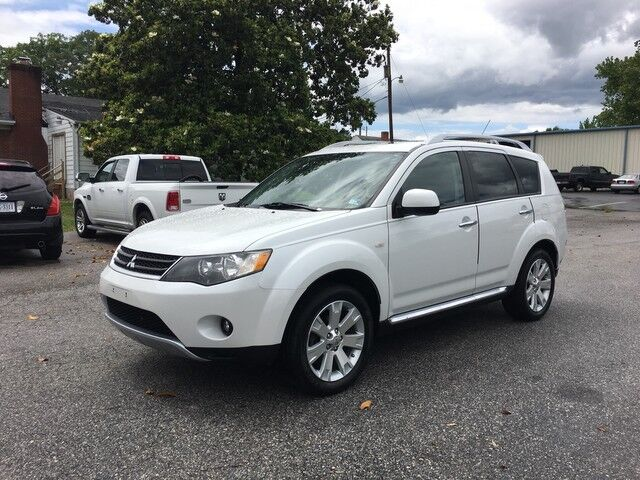 2009 Mitsubishi Outlander SE Richmond VA