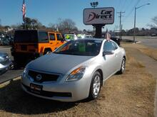 2009_NISSAN_ALTIMA_S COUPE, BUYBACK GUARANTEE, WARRANTY, PREMIUM BOSE, BLUETOOTH, SUNROOF, LEATHER, BEAUTIFUL!!_ Virginia Beach VA