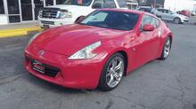 2009_NISSAN_370Z_CARFAX CERTIFIED, 6 SPEED, HEATED LEATHER SEATS, SATELLITE, BLUETOOTH, REAR SPOILER, LOW MILEAGE!_ Norfolk VA