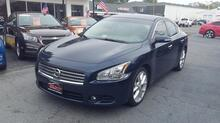 2009_NISSAN_MAXIMA_3.5 S, CARFAX CERTIFIED, LEATHER, REAR SPOILER, PREMIUM SOUND, SUNROOF, BLUETOOTH, VERY CLEAN!_ Norfolk VA