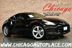 2009_Nissan_370Z_Touring - 3.7L V6 ENGINE 6-SPEED MANUAL TRANSMISSION NAVIGATION KEYLESS GO BLACK LEATHER SPORT SEATS HEATED SEATS BLUETOOTH XENONS_ Bensenville IL