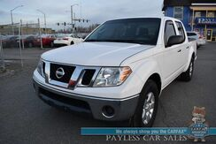 2009_Nissan_Frontier_SE / Automatic / Cruise Control / Power Locks & Windows / Tonneau Cover / Aluminum Wheels / Tow Pkg_ Anchorage AK