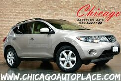 2009_Nissan_Murano_SL - 3.5L V6 ENGINE ALL WHEEL DRIVE BACKUP CAMERA TAN LEATHER HEATED SEATS KEYLESS GO PANO ROOF_ Bensenville IL