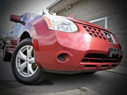 2009_Nissan_Rogue_SL AWD 4 Door SUV_ Grafton WV