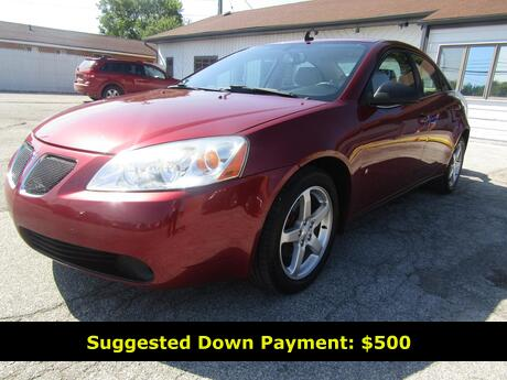 2009 PONTIAC G6 SE1  Bay City MI