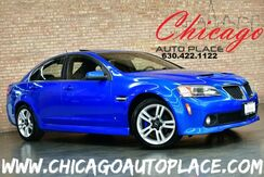 2009_Pontiac_G8_3.6L VVT V6 ENGINE REAR WHEEL DRIVE BLACK LEATHER HEATED SEATS SUNROOF PREMIUM ALLOY WHEELS_ Bensenville IL