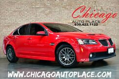 2009_Pontiac_G8_GT - PERFORMANCE CAM RACING ALLOYS RED/BLACK LEATHER HEATED SEATS DUAL ZONE CLIMATE CONTROL CLEAN CARFAX_ Bensenville IL