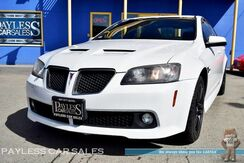 2009_Pontiac_G8 Sedan_3.6L V6 / Automatic / Power Driver's Seat / Sunroof / AutoStart / Cruise Control / Block Heater / Only 70k Miles_ Anchorage AK