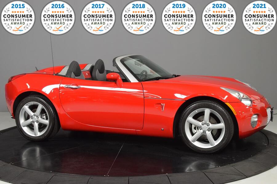 2009_Pontiac_Solstice__ Glendale Heights IL