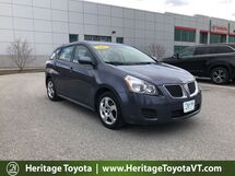 2009 Pontiac Vibe SA South Burlington VT