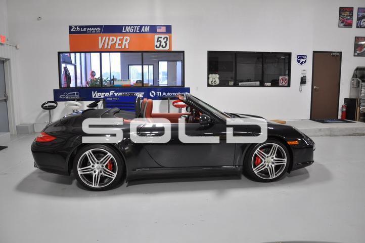 2009 Porsche 911 Carrera 4S Tomball TX