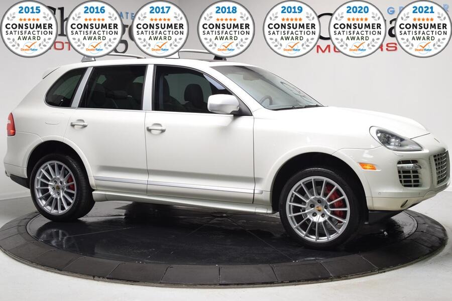 2009_Porsche_Cayenne_Turbo_ Glendale Heights IL