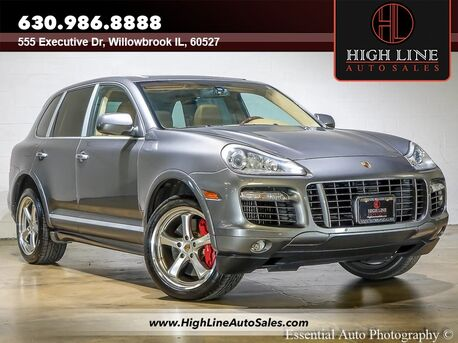 2009_Porsche_Cayenne_Turbo S_ Willowbrook IL
