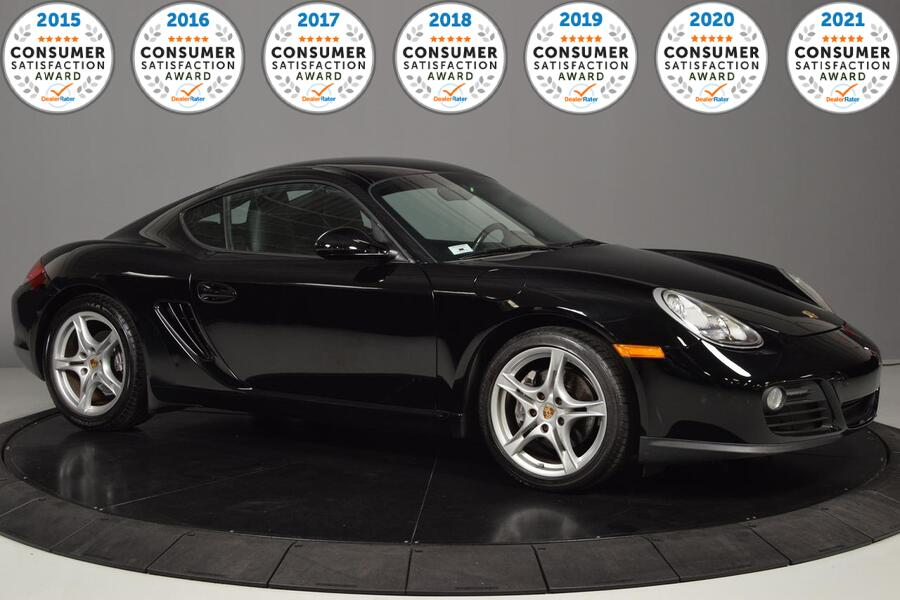 2009_Porsche_Cayman__ Glendale Heights IL