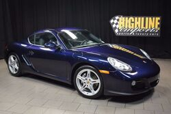 Porsche Cayman 6-Speed 2009