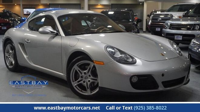 2009_Porsche_Cayman_6 Speed Manual_ San Ramon CA