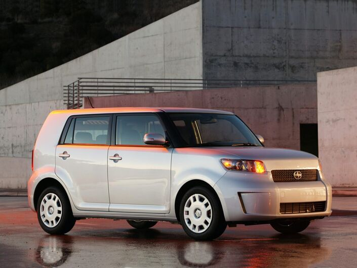 2009 Scion xB Base Lima OH