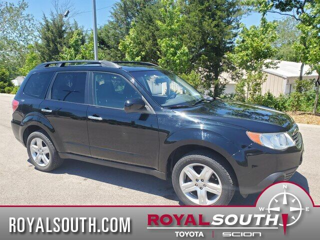 2009 Subaru Forester 2.5X w/Premium & All Weather Pkg Bloomington IN