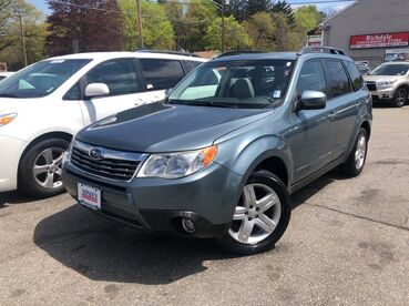 2009_Subaru_Forester (Natl)_X Limited_ Worcester MA