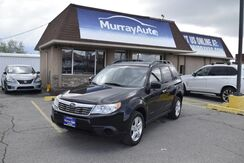 2009_Subaru_Forester (Natl)_X w/Prem/All-Weather_ Murray UT