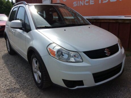 2009 Suzuki SX4 Crossover Base AWD Spokane WA