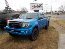 2009_TOYOTA_TACOMA_SR5 4X4, BUY BACK GUARANTEE AND WARRANTY,  ONLY 2 OWNERS, BEAUTIFUL BLUE!!!_ Virginia Beach VA