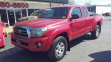 TOYOTA TACOMA SR5 TRD OFF ROAD EXT CAB 4X4, AUTOCHECK CERTIFIED, PREMIUM SOUND, TOW PKG, BEDLINER, ONE OWNER! 2009
