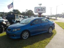 2009_TOYOTA_COROLLA_S, BUY BACK GUARANTEE & WARRANTY, MULTI CD PLAYER, KEYLESS ENTRY,  LOW MILES 81K!!_ Virginia Beach VA