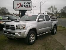 TOYOTA TACOMA SR5, TRD SPORT 4X4, AUTOCHECK CERTIFIED, LOW MILES, RUNNING BOARDS, BACK UP CAM TOW PKG, MINT!!! 2009