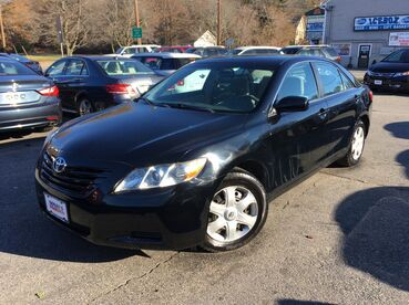 2009_Toyota_Camry_LE_ Worcester MA