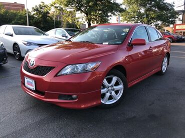 2009_Toyota_Camry_SE_ Worcester MA