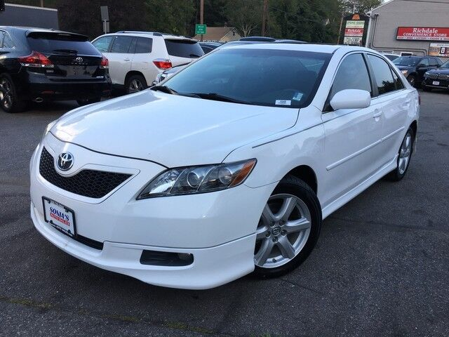 2009 Toyota Camry SE Worcester MA ...