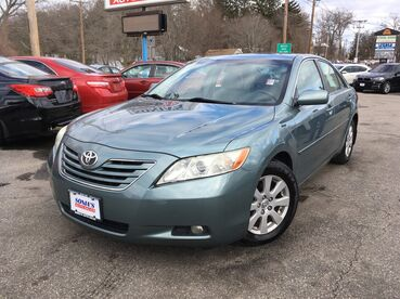 2009_Toyota_Camry_XLE_ Worcester MA