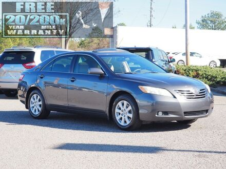 2009_Toyota_Camry_XLE_ Southern Pines NC